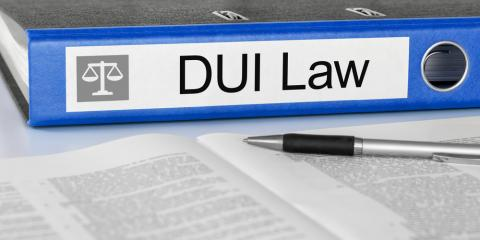 3 Reasons to Hire a DUI Attorney, Moultrie, Georgia