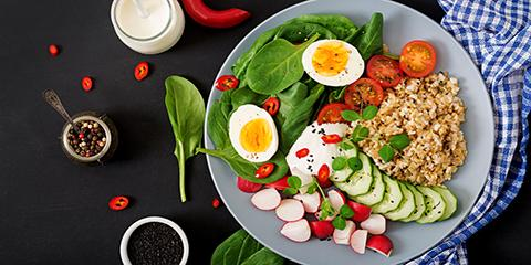 5 Healthy Dishes to Boost Your Energy, Mound, Minnesota