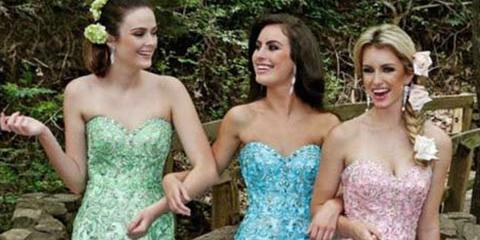 Shop Prom Worthy Evening Gowns At Long Islands Merrily Couture