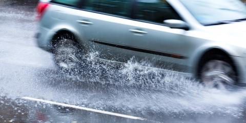 Top 5 Safety Tips for Driving in the Rain , Mountain Grove, Missouri