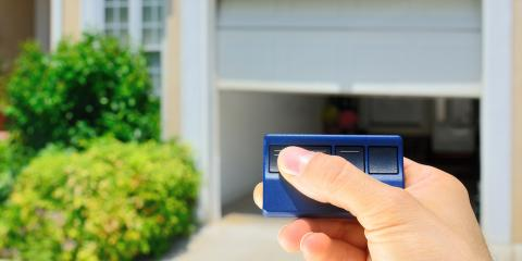 When to Seek Professional Garage Door Repair, Mountain Home, Arkansas