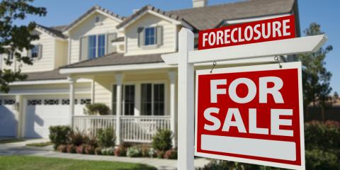 What's the Difference Between Buying Foreclosure Homes vs. From a Seller?, Mountain Home, Arkansas