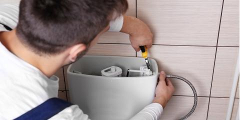 5 Signs You Need to Contact a Plumber for Toilet Repairs, Mountain Home, Arkansas