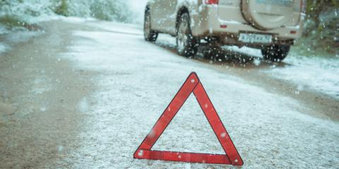 5 Items to Keep in Your Vehicle During the Winter, Mountain Home, Arkansas