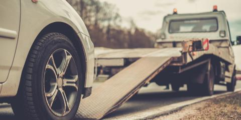 3 Steps to Take If Your Vehicle Has Been Impounded, Mountain Home, Arkansas