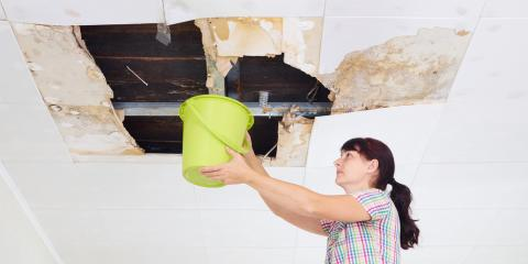 What to Do When Dealing With a Leaky Roof, Mountain Home, Arkansas