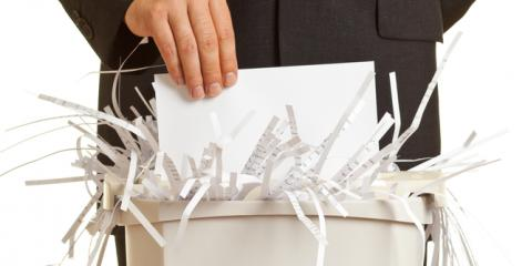 Office Equipment 101: 3 Reasons Your Office Needs A Paper Shredder, Mountain  Home,
