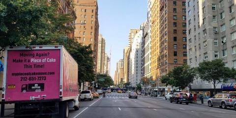 The Do's & Don'ts of Moving Day, Manhattan, New York