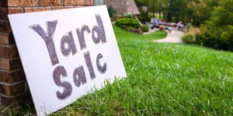 3 Tips to Ensure Your Pre-Move Garage Sale is a Success, Cambridge, Minnesota