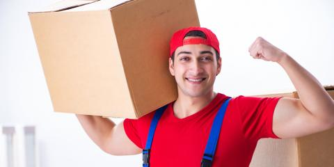 3 Reasons to Leave Heavy Lifting to Professional Movers, Cincinnati, Ohio
