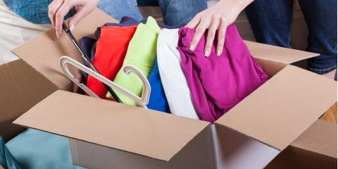 How to Pack Clothes for a Move, Cincinnati, Ohio