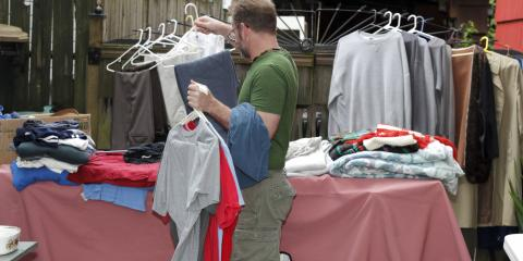 How to Hold a Successful Garage Sale Before Moving, Fairfield, Ohio