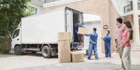 3 Benefits of Hiring Professional Movers, Rochester, New York