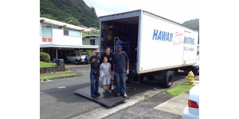 Book Your Next Move With Hawaii Piano & Household Moving, Honolulu, Hawaii
