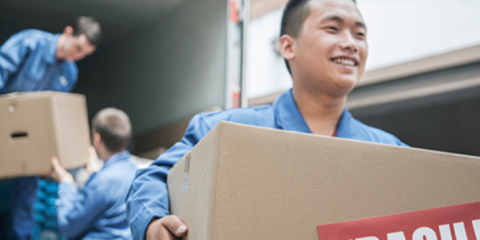 Movers 101: NYC's #1 Commercial Movers, Manhattan, New York