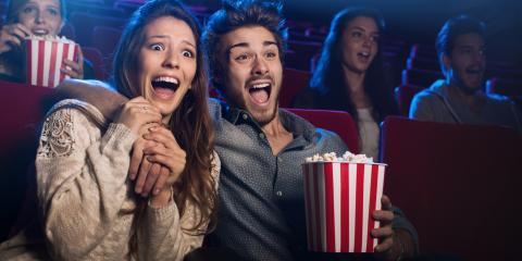3 Surprising Health Benefits of Seeing a Scary Movie, Falco, Alabama