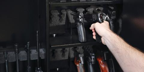 What's the Proper Way to Move a Gun Safe?, Omaha, Nebraska