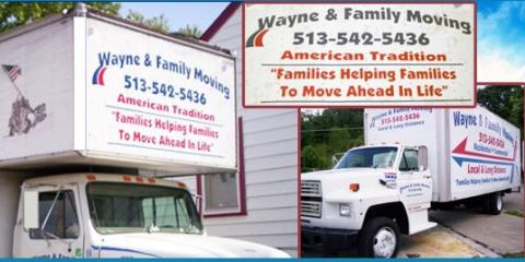 Avoid Costly Moving Blunders With Moving Help From Wayne And Family Moving, Cincinnati, Ohio