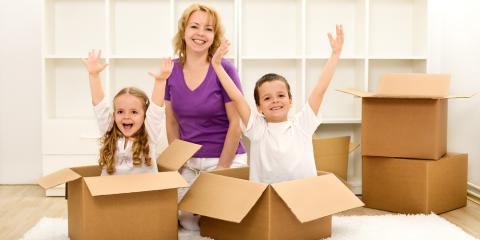 5 Steps to Successfully Moving With Kids, West Haverstraw, New York