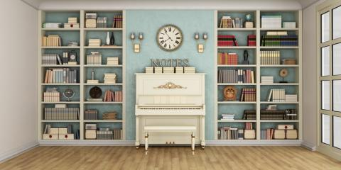 3 Piano Placement Tips When Moving Into a New Home, Rochester, New York