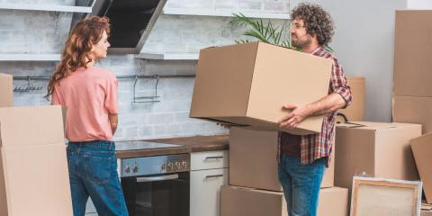 How to Pack Up Your Kitchen Before Moving, Cincinnati, Ohio