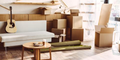 Union Moving Service Shares Advice on Making a Small Move, Walton, Kentucky