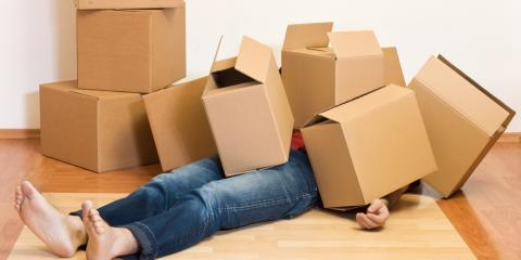 First Time Moving? 3 Reasons Why You Should Use a Professional Moving Service, Walton, Kentucky
