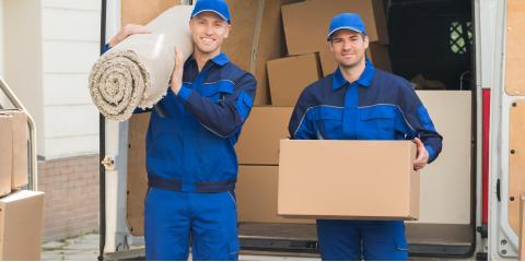 3 Reasons to Hire a Professional Moving Service, Cambridge, Minnesota