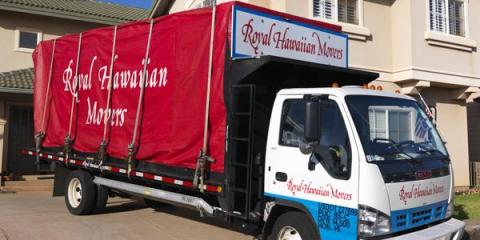 Royal Hawaiian Movers Helps Hawaii Pack, Ship & Move! , Kahului, Hawaii