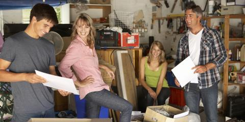 Moving Tips: How to Reduce Your Clutter and Downsize Before You Move, Cincinnati, Ohio