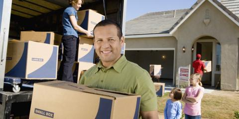 Moving Trucks & Storage Units: What You'll Need to Move, Sanford, North Carolina