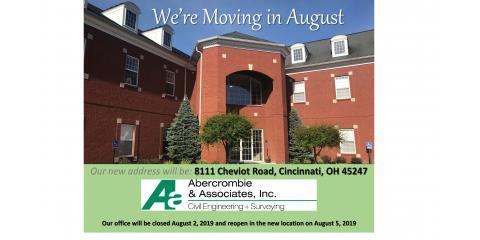 Abercrombie & Associates is on the Move, Colerain, Ohio