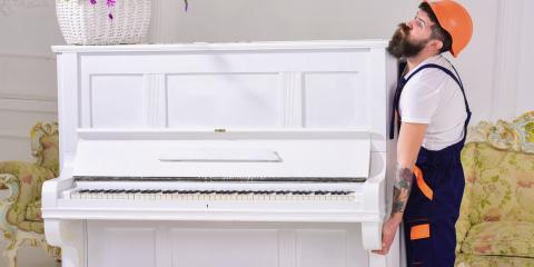 3 Reasons to Avoid Moving a Piano by Yourself, Cincinnati, Ohio