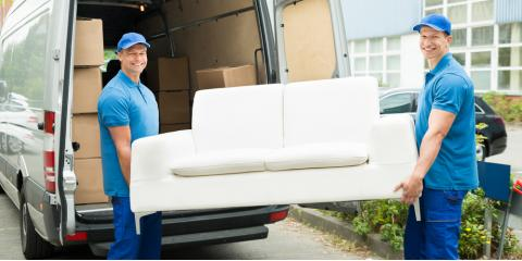 Rochester's Best Movers Answer FAQs About Moving Furniture, Rochester, New York