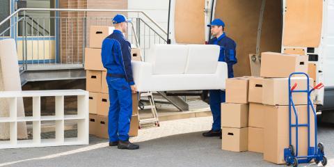 3 Reasons to Hire a Moving Service, Cincinnati, Ohio