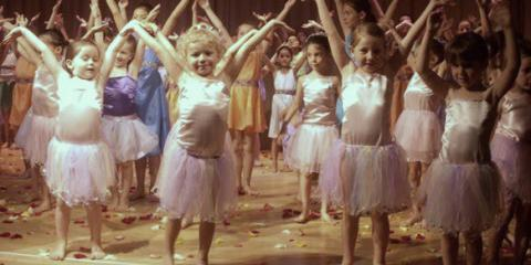 Kids' Ballet Classes at Moving Visions Dance Studio Promote Movement & Creativity, Manhattan, New York
