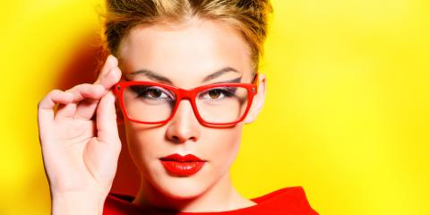 Fashion Eyewear Tips: How to Choose the Right Frames & Lenses, Waynesboro, Virginia