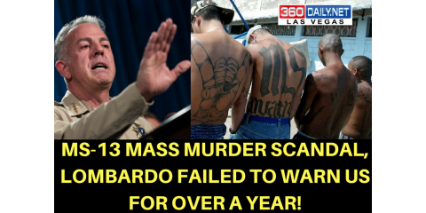 SCANDAL:MS-13 Mass Murder Lombardo Sanctuary City, ,