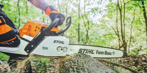 3 Signs Your Chainsaw Needs Sharpening, Chewelah, Washington