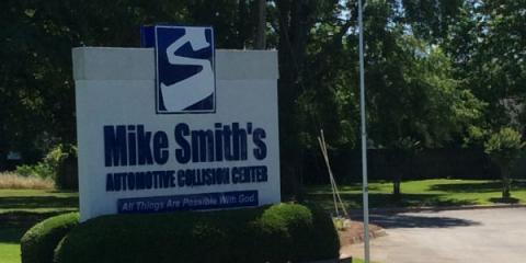 Mike Smith's Automotive Collision Center , Collision Shop, Services, Dothan, Alabama