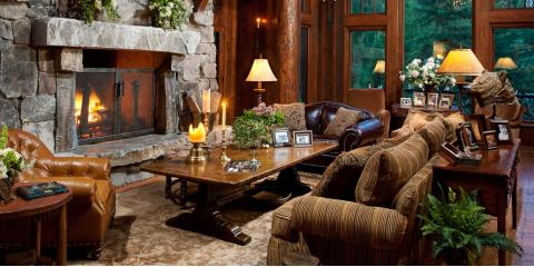 3 Tips for Furnishing & Decorating an Open Floor Plan, Whitefish, Montana