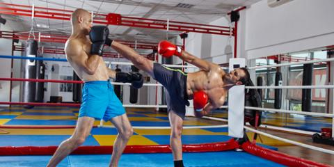 5 Key Offensive Skills Shared by Muay Thai Fighters, Scarsdale, New York