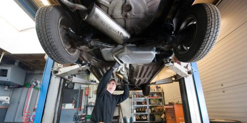 3 Signs You May Need a New Muffler, High Point, North Carolina