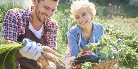 How to Mulch a Vegetable Garden, Burlington, Kentucky
