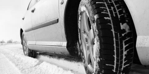 Why the Tire Pressure Light Illuminates in Cold Weather, Florissant, Missouri
