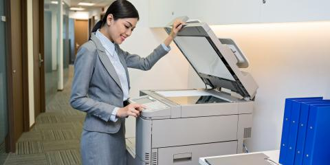 How Can a Multi-Function Printer Boost Employee Productivity?, Jessup, Maryland