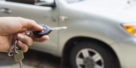 3 Tips to Avoid Getting Locked Out of Your Car, Munford, Alabama