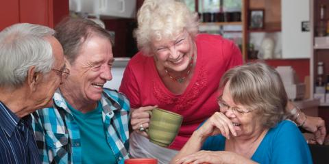 6 Reasons Apartments For Rent in Senior Communities Are Great Options For Active Seniors , Groton, Connecticut