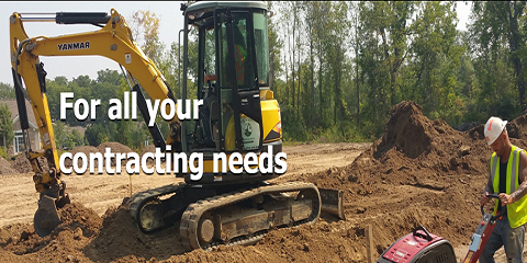 Excavation Service Explained by The Experts at Murphy & Sons Contracting Inc., Rochester, New York