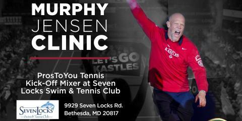 ProsToYou Tennis & The Washington Kastles: a Partnership for Exciting Tennis! , Bethesda, Maryland
